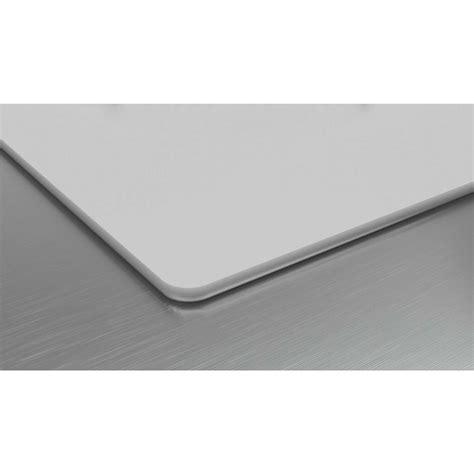 piano cottura vetroceramica bianco bosch pue612ff1j piano cottura a induzione 60 cm 4 zone