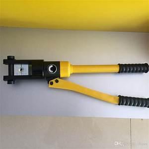Pince A Sertir Cuivre : acheter pince sertir hydraulique manuelle bornes ~ Voncanada.com Idées de Décoration