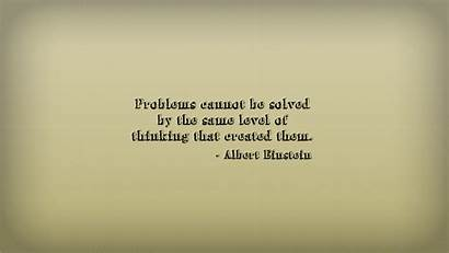 Quotes Wallpapers Problem Solving Quote Funny Albert