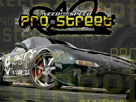 Need for Speed ProStreet Free Download « IGGGAMES