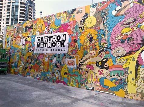cartoon network mural lol humor funny lol humor