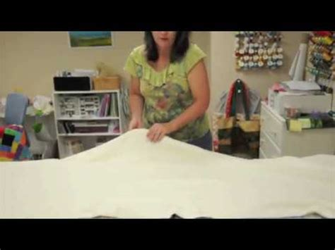 sandwich  large quilt   small table youtube