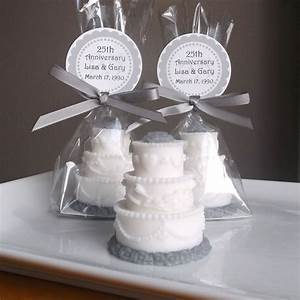 25th anniversary favors 25th anniversary party 25th party With favors for 25th wedding anniversary