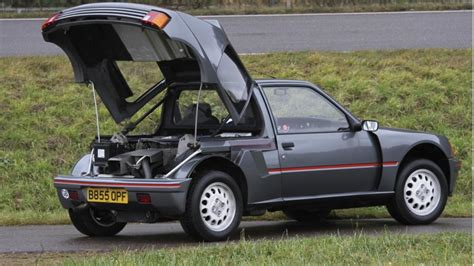 Peugeot 205 Turbo 16 For Sale by Sale A La Venta Un Monstruoso Peugeot 205 T16 Autobild Es