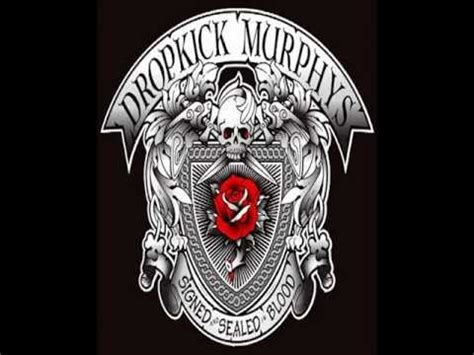 dropkick murphys rose tatto lyrics video youtube
