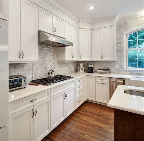 tasteful transitional  silver nj  design  kitchens