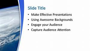 Template Power Point Free Hurricane Powerpoint Template Free Powerpoint Templates