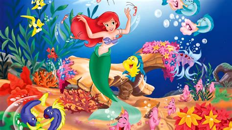 disney   mermaid wallpapers hd wallpapers id