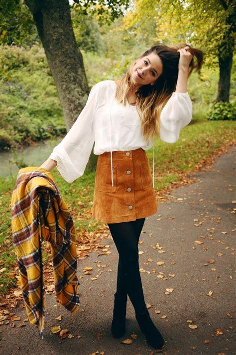 Herbst Outfits 2017/2018 - Herbstmode Trends fu00fcr Damen zum Nachstylen