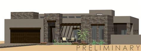 southwest floor plans modern courtyard house plan 61custom contemporary
