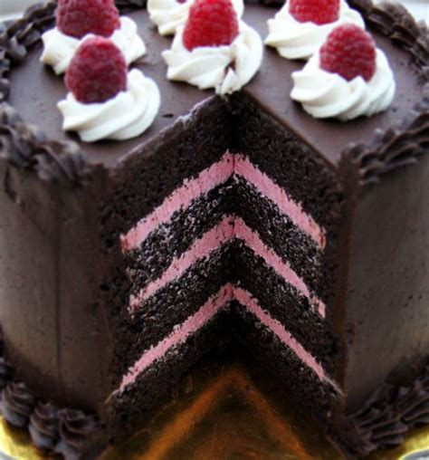ideas  chocolate raspberry cake  pinterest