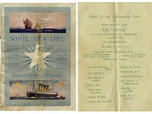 Sinking Star by File Titanic Brochure Carried By Marian Thayer Jpg