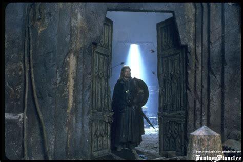boromir entrando en moria multimedia el hobbit el se 241 or