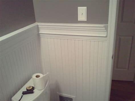 bathroom trim ideas bathrooms with chair rail molding bead board chair rail bathroom vanity bathroom remodel
