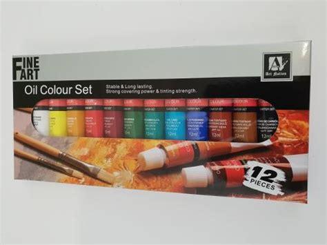 Eļļas krāsas Art 12mlx12 - FREKO