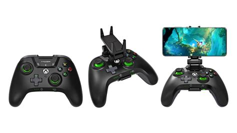 xbox xcloud powera xp5 mobile gaming controllers series microsoft game pass project play september ultimate moga coming games razer phone