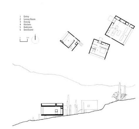 desert house plans desert nomad house micro urbanism meets small houses