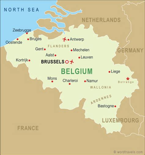 map  belgium  surrounding countries list  love