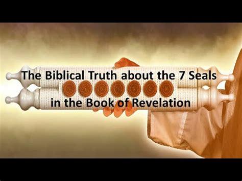 Bible Revelation Seven Seals