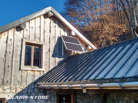 energie solaire pour chalet galerie de r 233 alisations kit solaire pour habitat isol 233 solaris store