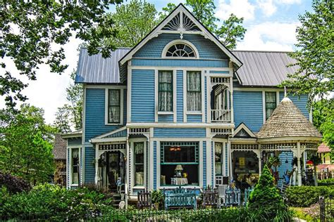 houses of blue to inspire your next paint