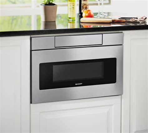 sharp smdas   microwave drawer  easy touch