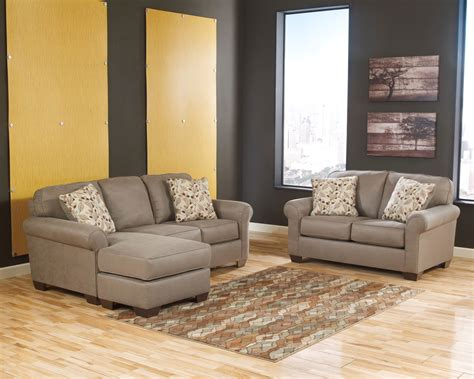 danely dusk sofa danely dusk sofa with chaise from ashley 3550018