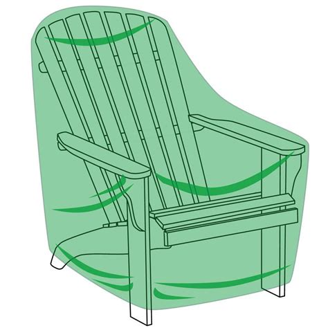 the better outdoor furniture covers rocker adirondack