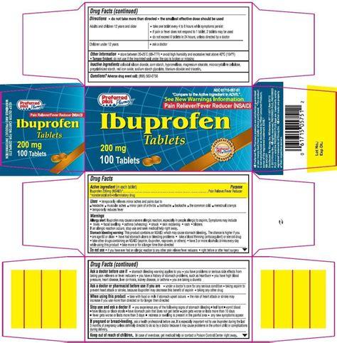 Surgery Ibuprofen Breast Feeding