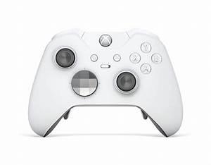 Microsoft Xbox Elite Wireless Controller  White