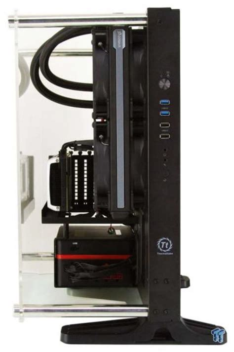 Thermaltake Core P3 Atx Wall Mount Chassis Review
