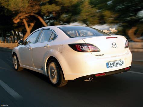Photos Of Mazda 6 Sedan 200810 2048x1536