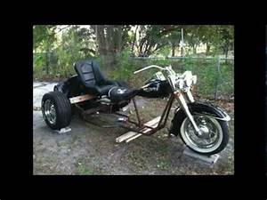 Roadhawk Trike 2300cc Vw Power Dual Webers Automatic For