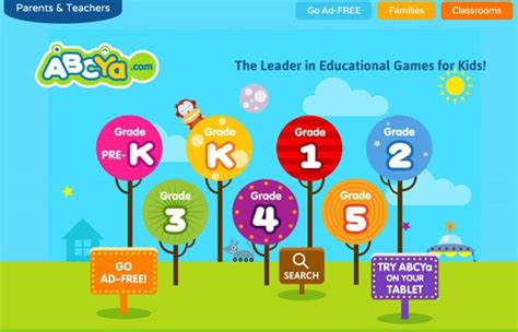 8 Amazing Educational Websites For Children
