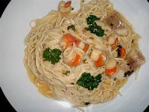 Pasta Mit Garnelen : spaghetti mit kirschtomaten und garnelen rezept mit bild ~ Orissabook.com Haus und Dekorationen