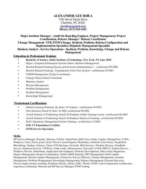 Bloomberg Certification On Resume by Rhea Resume