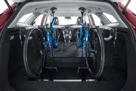 porta biciclette per auto genuine honda civic tourer in car bicycle rack for 1