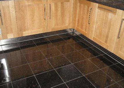 black sparkle floor tiles craft room pinterest