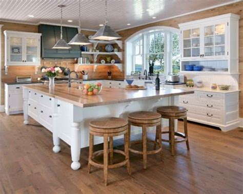shaped kitchen with island l shaped kitchen island houzz L