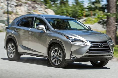 suv lexus 2015 used 2015 lexus nx 200t suv pricing for sale edmunds