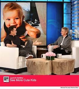 Josh Duhamel's Son Axl Flips Off the Paparazzi -- See His ...