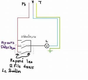 Interrupteur Infrarouge Cuisine : detecteur de presence pour eclairage d tecteur de pr ~ Edinachiropracticcenter.com Idées de Décoration