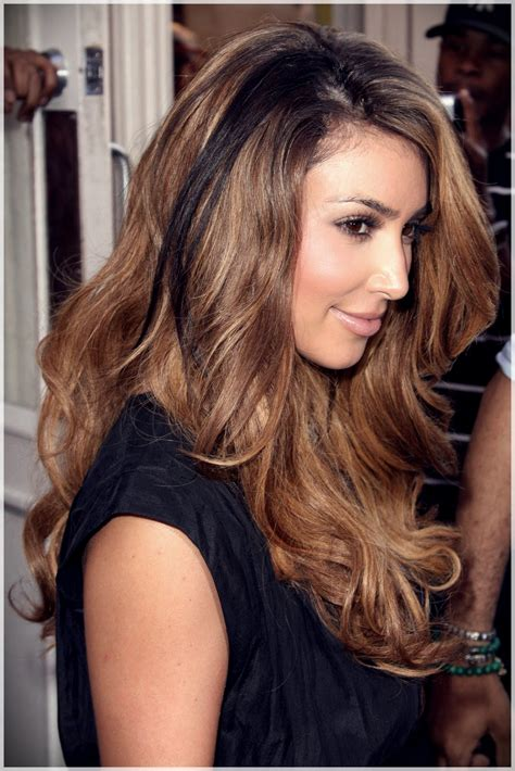 caramel brown hair color rocking caramel brown hair color and curly haircuts