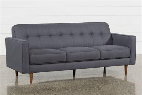 London Dark Grey Sofa  Living Spaces. Retro Living Room Furniture Sets. Living Room Designs And Paints. Living Room Decorating Theme Ideas. Living Room Hardwood Floor No Rug