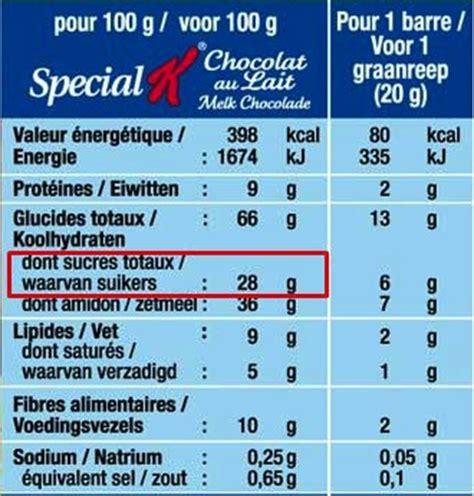 valeur energetique des pates comment lire les 233 tiquettes des produits fitnessfriandises fr