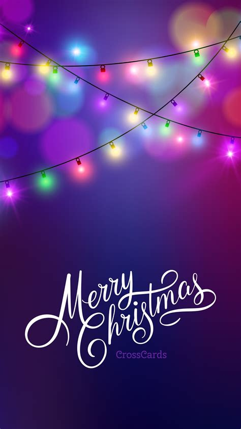 merry christmas phone wallpaper and mobile background