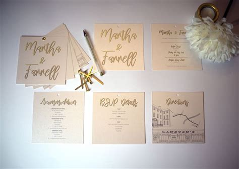 gorgeous wedding invitation inspo for 2019 couples