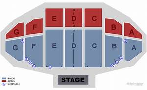 Silver Legacy Seating Chart