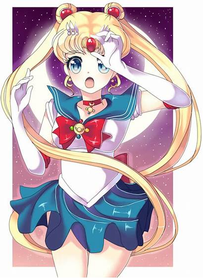 Sailor Moon Fanart Sailormoon Fan Mine Older