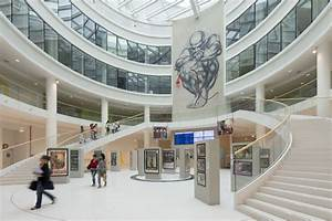 Airport Lobby Design Foster Partners Complete Turin University Faculty Building